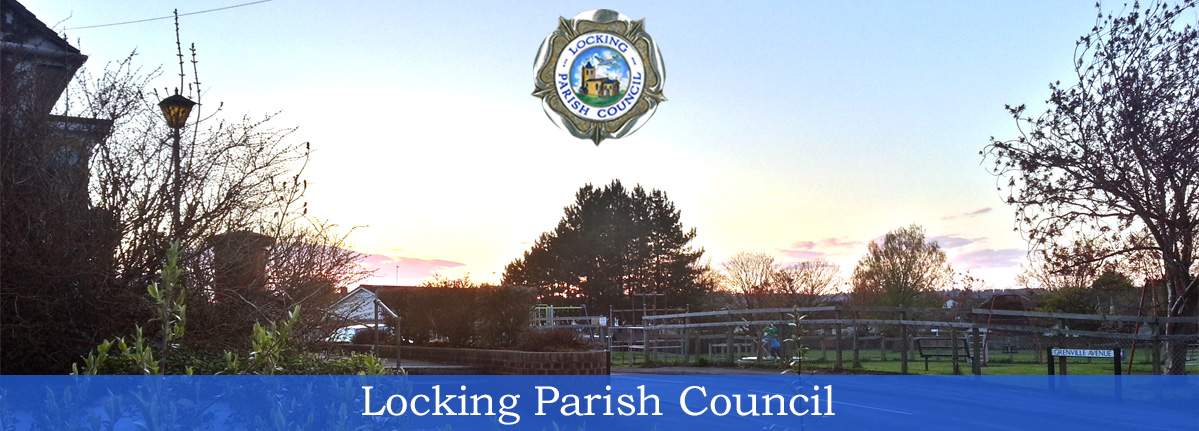 Header Image for Locking Parish Council